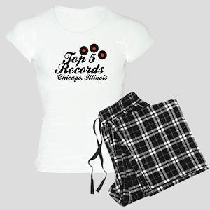 Top 5 Records b Women's Light Pajamas