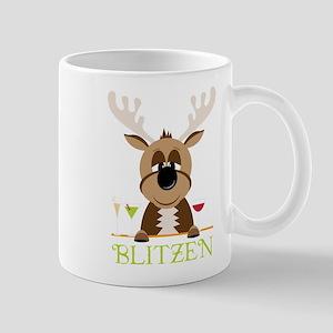 Blitzen Mug