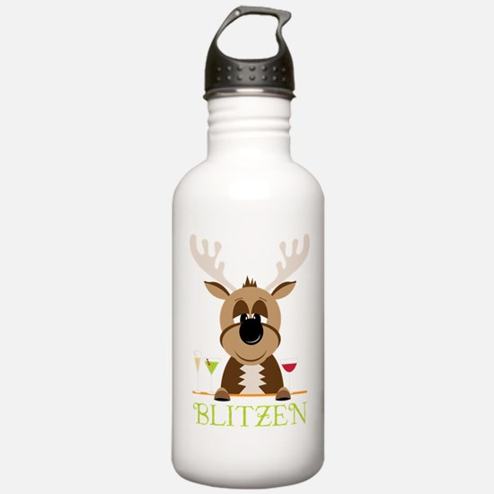 Blitzen Water Bottle