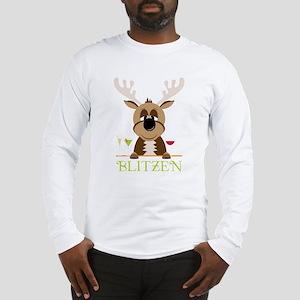 Blitzen Long Sleeve T-Shirt
