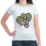 Ghost Jr. Ringer T-Shirt