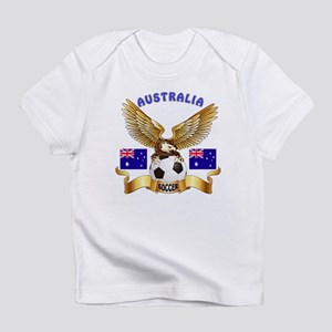 Australia Football Design Infant T-Shirt