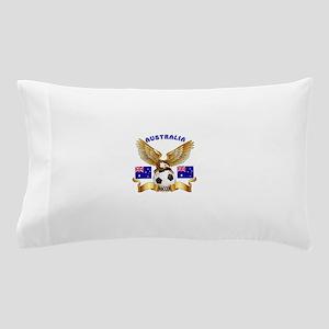 Australia Football Design Pillow Case