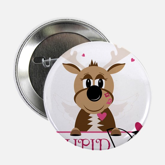 "Cupid 2.25"" Button"