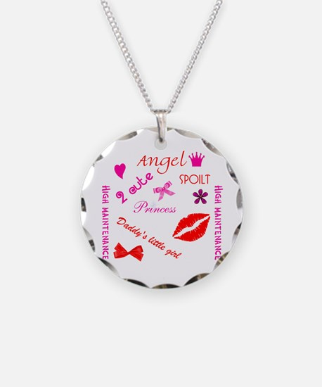 Spoilt Princess Necklace