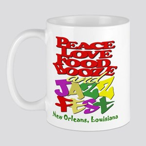 Jazz Fest Mug