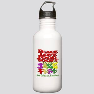 Jazz Fest Stainless Water Bottle 1.0L