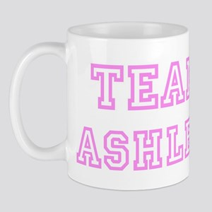 Pink team Ashley Mug