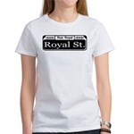 Royal Street New Orleans Women's T-Shirt