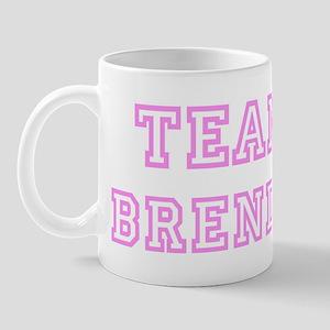 Pink team Brenda Mug