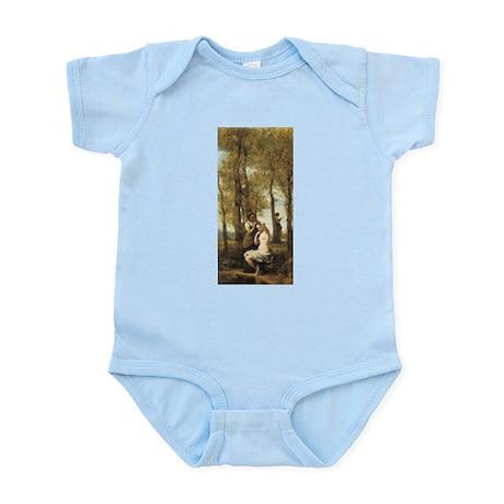 Jean-Baptiste-Camille Corot The Toilette Infant Bo
