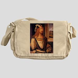 Albrecht Durer Self Portrait Messenger Bag