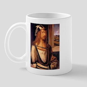 Albrecht Durer Self Portrait Mug