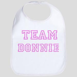 Pink team Donnie Bib