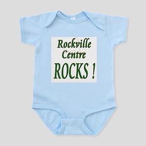 Rockville Centre Rocks ! Infant Bodysuit