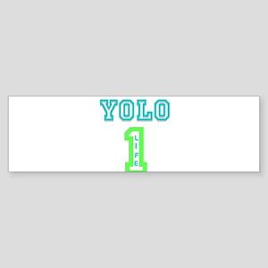 YOLO Sticker (Bumper)