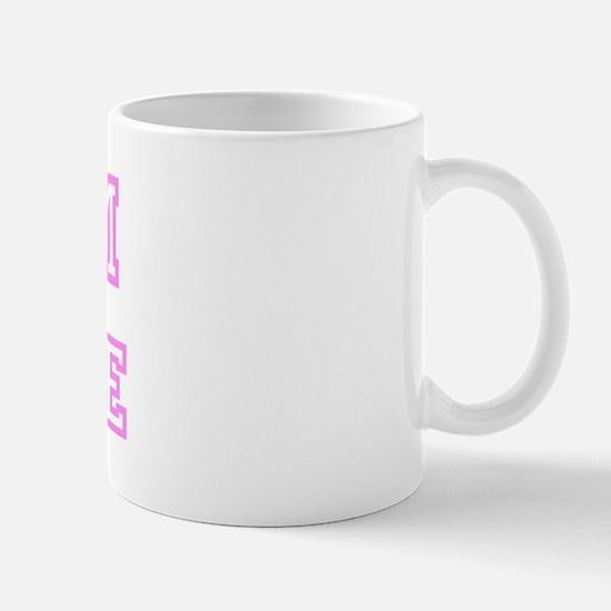 Pink team Mollie Mug