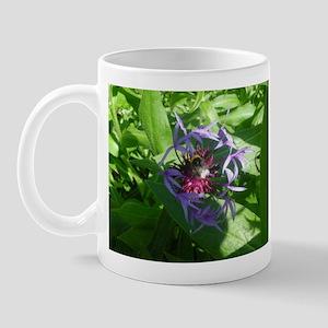 Bee - Mountain Cornflower Mug