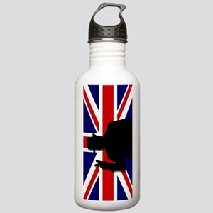Winston Churchill Victory Stainless Water Bottle 1