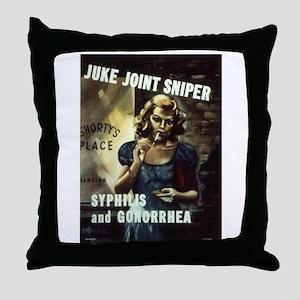 22 Throw Pillow