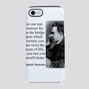 No One Can Construct For You - Nietzsche iPhone 7