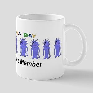 April Fools Day Member Mug
