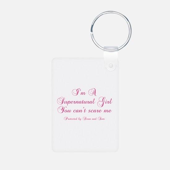 I'm a Supernatural Girl Keychains