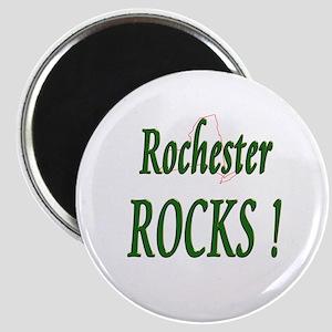 Rochester Rocks ! Magnet