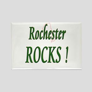 Rochester Rocks ! Rectangle Magnet