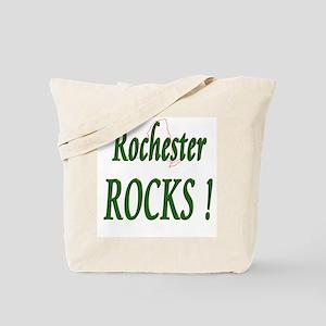 Rochester Rocks ! Tote Bag