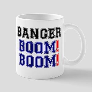 BANGER - BOOM! BOOM! Mug