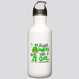 Fights Like a Girl 42.9 Lymphoma Stainless Water B