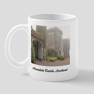 """""""Armadale Castle"""" Ceramic Mug"""