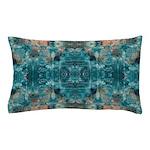 Subaqueous Kaleidoscope Pillow Case