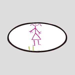 Johanna-cute-stick-girl Patches