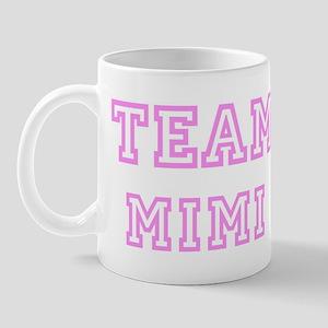 Pink team Mimi Mug
