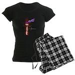 Baconeteer Women's Dark Pajamas