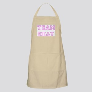 Pink team Billy BBQ Apron