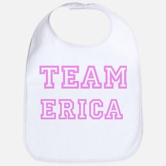 Pink team Erica Bib