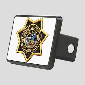 California DCR patch v2 Rectangular Hitch Cover