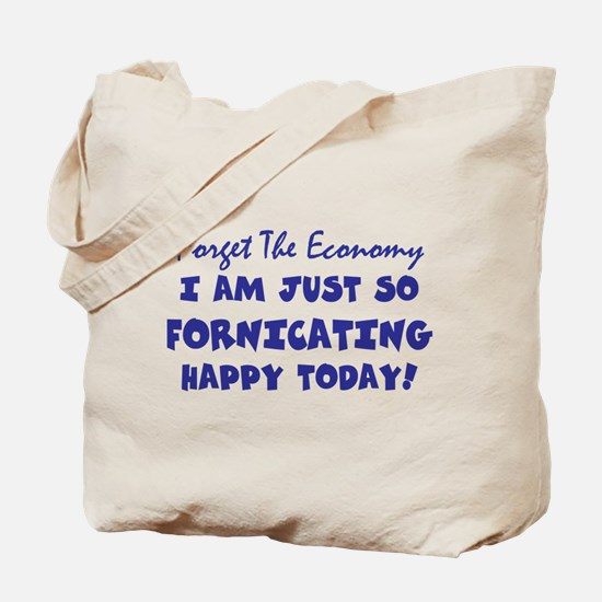 STOCK MARKET - So What? Tote Bag