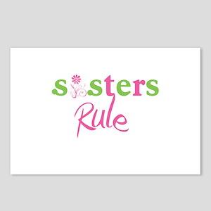 sisters Rule! Postcards (Package of 8)