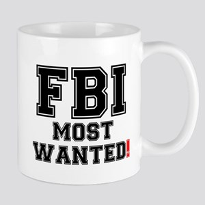 FBI - MOST WANTED! Mug