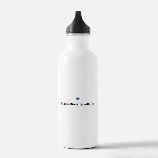 Terri Relationship Water Bottle