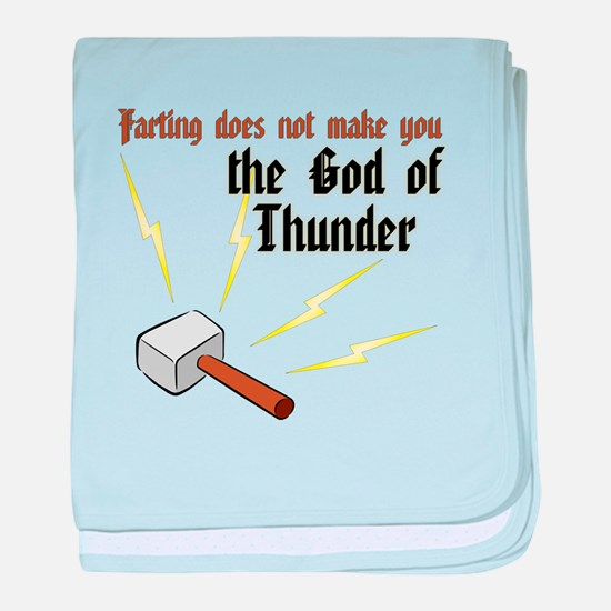 Farting Does Not Make You the God of Thunder baby