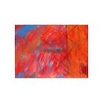 Crazy Vibrance 5'x7'Area Rug