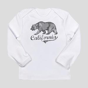 California Bear Long Sleeve Infant T-Shirt