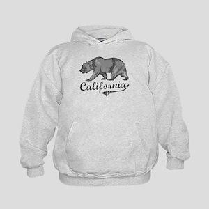 California Bear Kids Hoodie