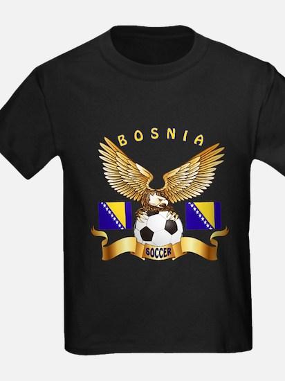 Bosnia Football Design T