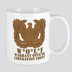 wo_WOLF_large Mugs
